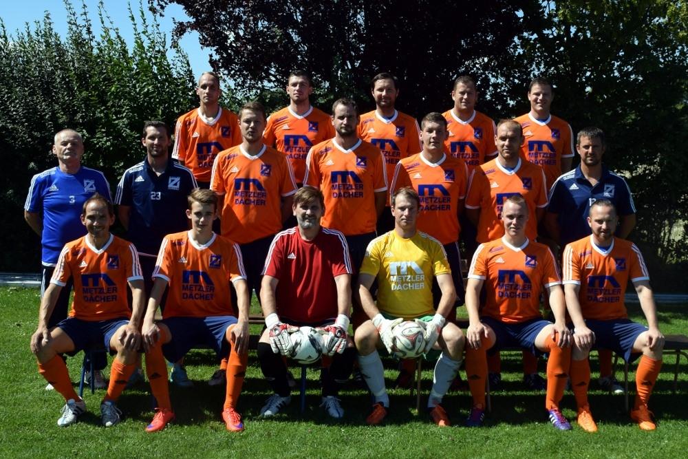 Zweite Mannschaft des SV Blau Weiss Zorbau - Landesklasse Staffel 6 Sachsen-Anhalt